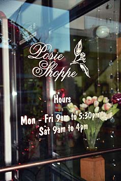 The Posie Shoppe, your florist online in Prineville