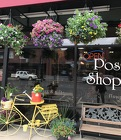 Outdoor mixed annual planters from The Posie Shoppe in Prineville, OR