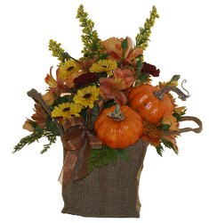 Textures of Fall bouquet from The Posie Shoppe in Prineville, OR