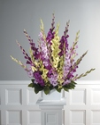 Gladiolus arrangement from The Posie Shoppe in Prineville, OR