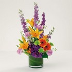 Vibrant wishes bouquet from The Posie Shoppe in Prineville, OR
