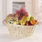 Fruit and gourmet basket from The Posie Shoppe in Prineville, OR