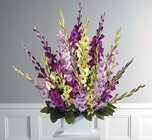 Gladiolus spray from The Posie Shoppe in Prineville, OR